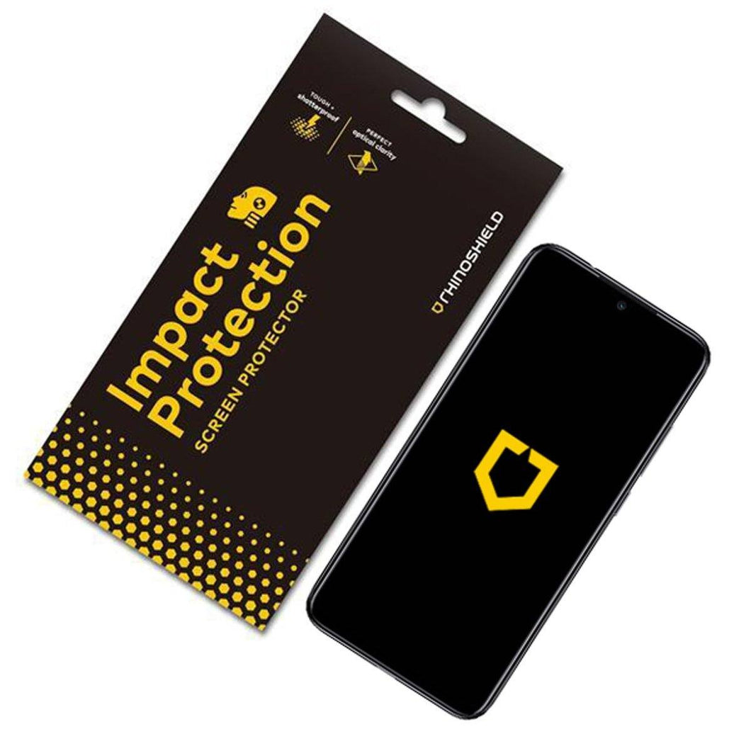 RhinoShield Impact Screen Protector for Xiaomi Redmi Note 7/ Note 7 Pro Front Only