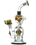 Beehive Recycler Water Pipe - Flight 24 LLC