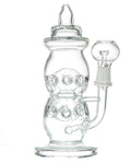 Clear Baby Bottle Dab Rig - Flight 24 LLC