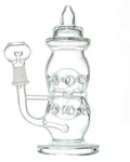 Clear Baby Bottle Dab Rig - flight24llc.com