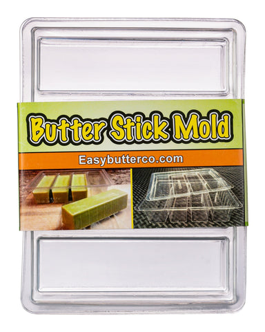 Easy Butter Maker - Butter Stick Molds - Flight 24 LLC