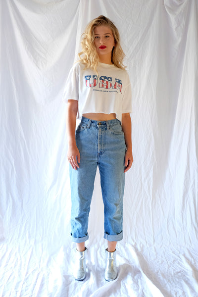 Betty Cropped Tee