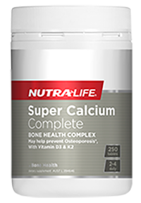 N/L SUPER CALCIUM COMP GOLD 250TAB - Qld Discount Vitamins