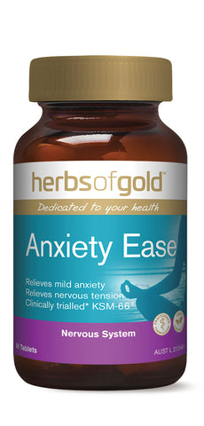 HOG ANXIETY EASE 60TABS - Qld Discount Vitamins