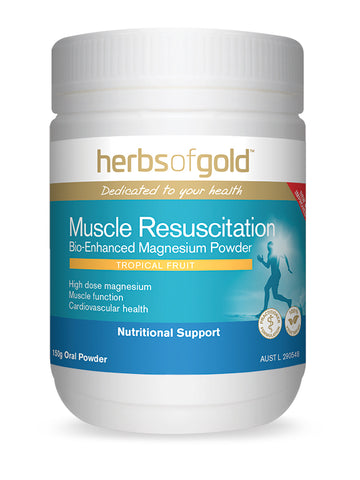 HOG MUSCLE RESUSCITATION MAG PDR 150G - Qld Discount Vitamins
