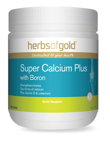 HOG SUPER CALCIUM 180 - Qld Discount Vitamins