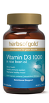 HOG VIT D 1000 120 - Qld Discount Vitamins