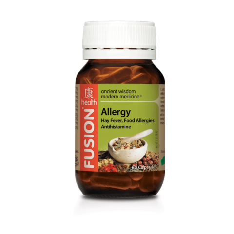 FUSION ALLERGY 60TAB - Qld Discount Vitamins