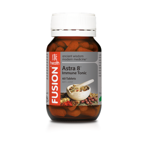 FUSION ASTRA 8 IMMUNE TONIC 30TAB - Qld Discount Vitamins