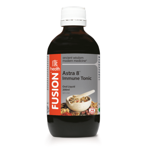 FUSION ASTRA 8 TONIC 100ML - Qld Discount Vitamins