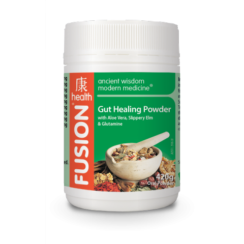 FUSION GUT HEALTH 210g - Qld Discount Vitamins