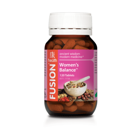 FUSION WOMANS BALANCE 30TAB - Qld Discount Vitamins
