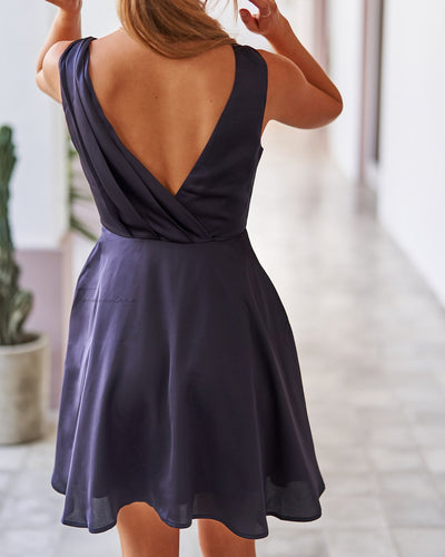 Twosisters The Label Tegan Dress Navy