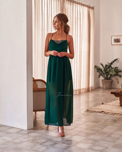 Twosisters The Label Jaycee Dress Green