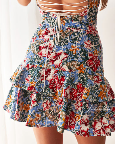 Twosisters The Label Brady Dress Floral