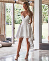 Marilyn Dress - White