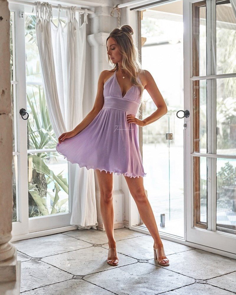Twosisters The Label Mindy Dress Lilac