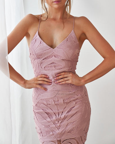 Khaleesi Dress - Lavender