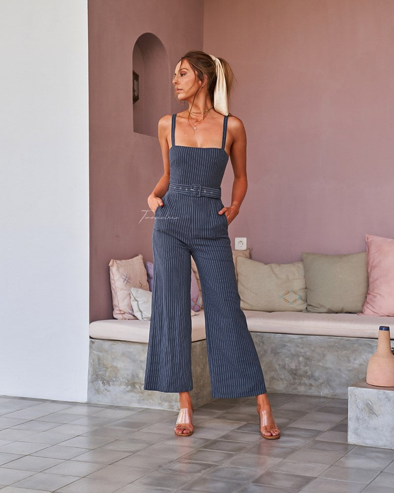 Twosisters The Label Ariella Jumpsuit Stripe