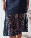 Babylon Dress - Navy