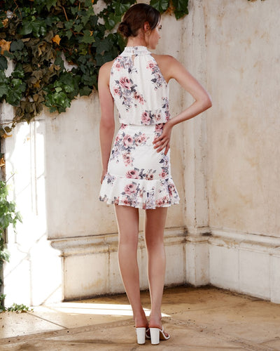 Twosisters The Label Pip Dress White Floral