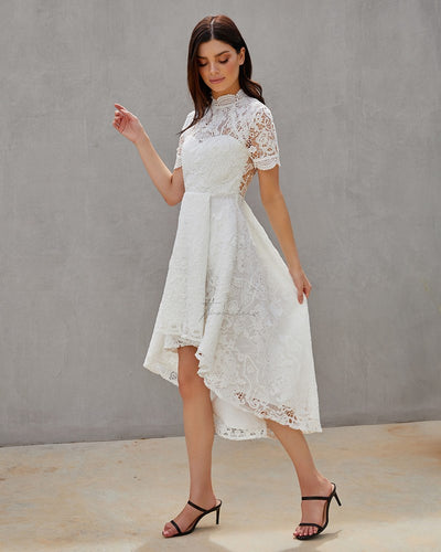 Twosisters The Label Jazmyn Dress White