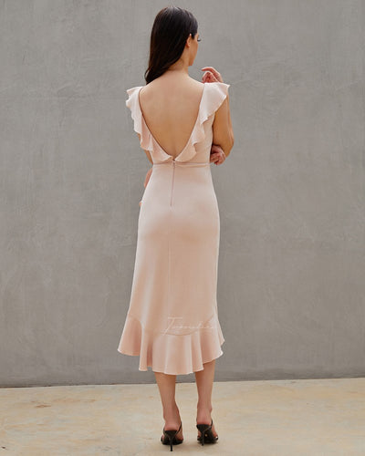 Twosisters The Label Katie Dress Light Pink