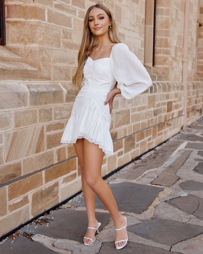 Twosisters The Label Merella Dress White
