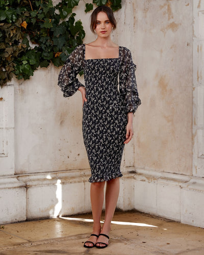 Twosisters The Label Ena Dress Black