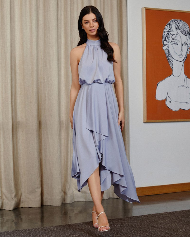 Twosisters The Label Kat Dress Periwinkle