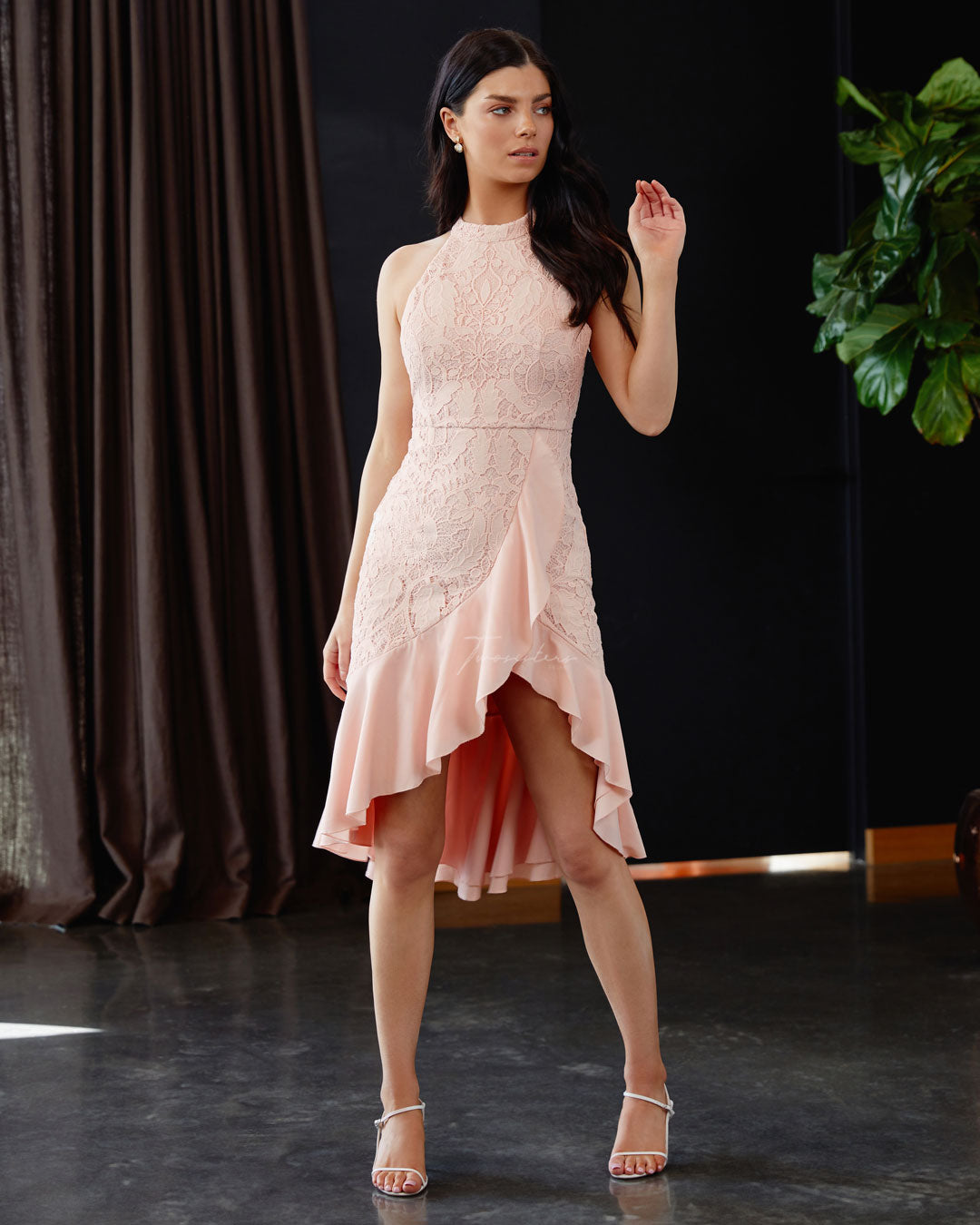 Twosisters The Label Leila Dress Pink