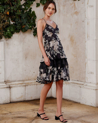 Twosisters The Label Shelly Dress Black
