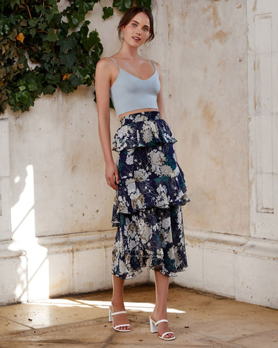 Twosisters The Label Natalia Skirt Navy