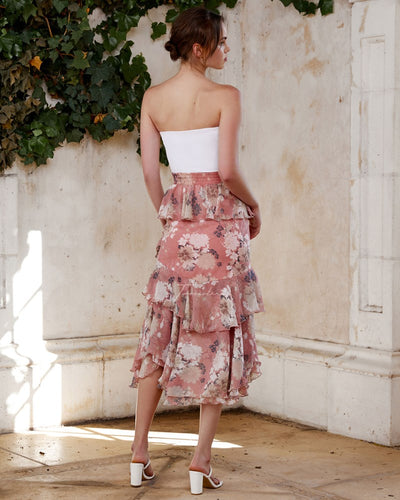 Twosisters The Label Natalia Skirt Pink