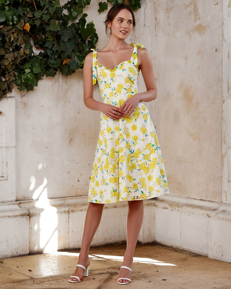 Twosisters The Label Lani Dress Daisy Print