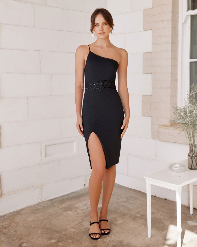 Twosisters The Label Leticia Dress Black