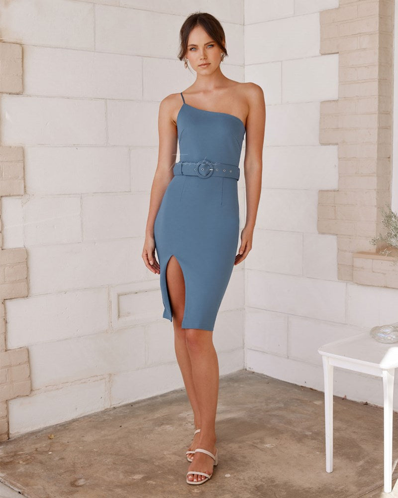 Twosisters The Label Leticia Dress Blue