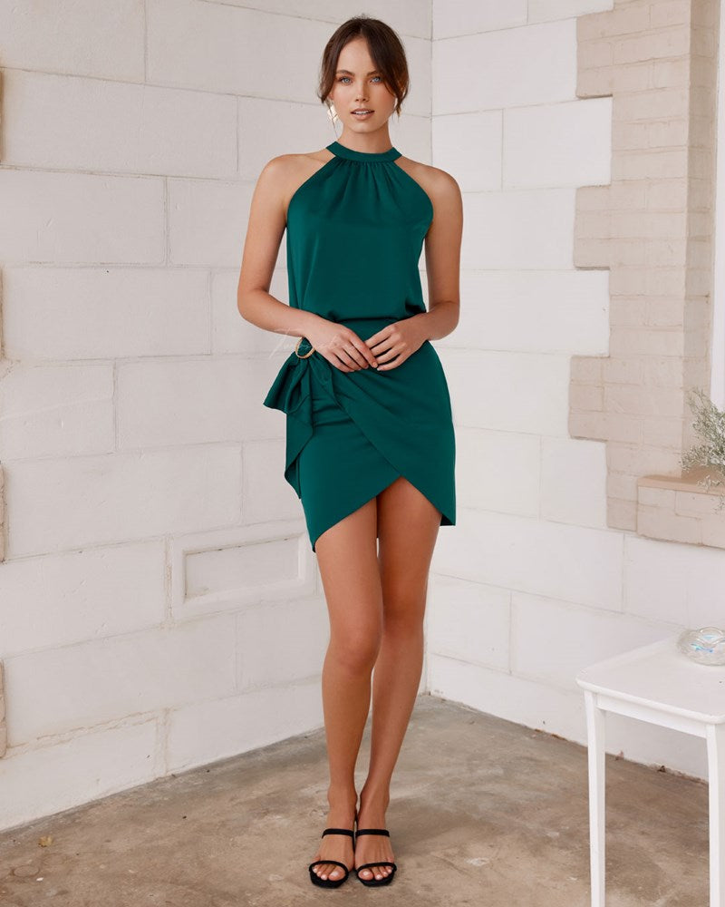 Twosisters The Label Nola Set Emerald Green
