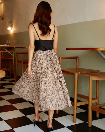 Twosisters The Label Maia Skirt Leopard Print