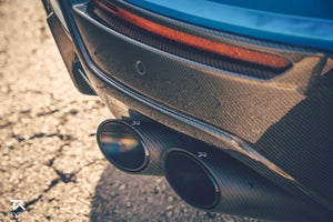 LAMBORGHINI URUS // TITANIUM RACE EXHAUST WITH TIPS