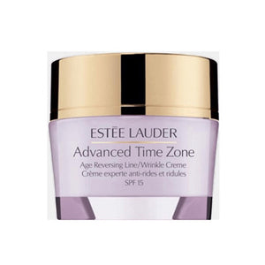 Advanced time zone age reversing line/wrinkle creme spf15 piel