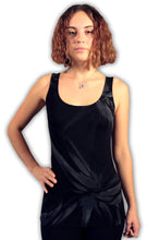 Load image into Gallery viewer, Black Star Viscose/ Lycra Top