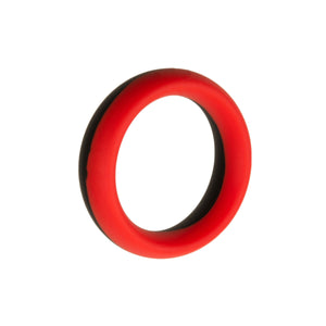 Si-60556 MAN MAGNET SILICONE CORE COCK RING 2""
