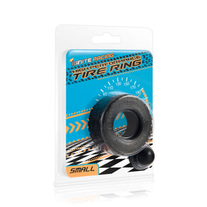 Si-95124 HIGH PERFORMANCE TIRE RING - BLACK SMALL