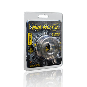 Si-95179 BIG NUTZ RING - SMOKE SMALL