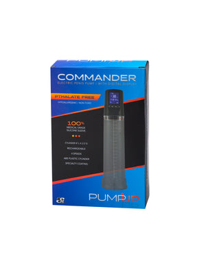Si-96001 THE COMMANDER PUMP