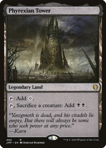 JMP-493 - Phyrexian Tower