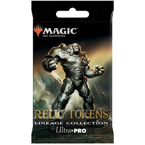 MTG: RELIC TOKENS LINAGE COLLECTION BOOSTER PACK