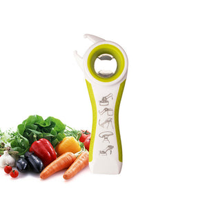 5 in 1 Multi function Bottle Opener