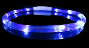 Rechargeable LED Dog Collars